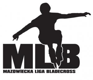 mazowiecka liga bladecrossa logo